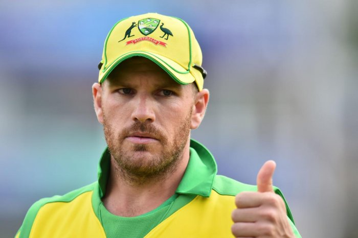 Discontented Aaron Finch questioned officials after rain washout